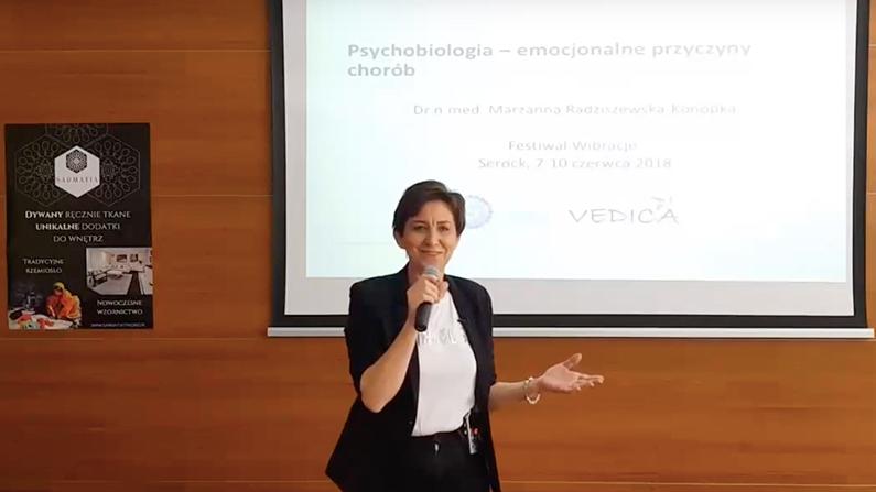 Psychobiologia – emocjonalne przyczyny chorób